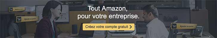 Photo of -50% sur votre premier achat jusqu'à 100 euros sur Amazon Business