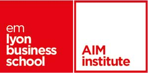Photo of emlyon business school lance l'AIM INSTITUTE