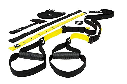 Photo of Entraînement TRX – Pro 3 Suspension Training Kit, composants de qualité commerciale avec trois types de solutions d'ancrage