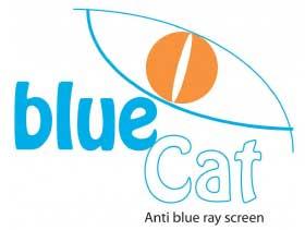 Photo de Finie la fatigue oculaire avec les lunettes et les clips anti lumière bleue de BlueCat Screen™