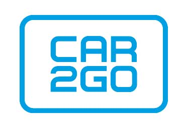 Photo of car2go en route vers Paris
