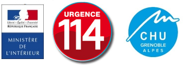 Photo de Lancement officiel de l'application urgence 114