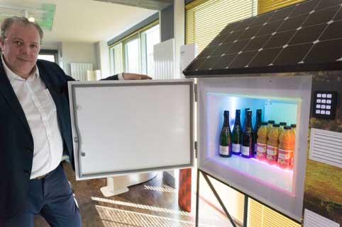 Photo of Foodconect livrera l'année prochaine ses premières FridgeBox