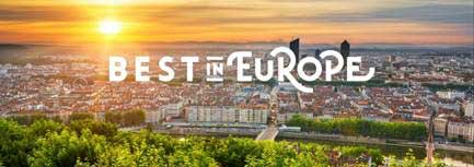 Photo of Lyon parmi les 10 destinations européennes à visiter en 2019 selon Lonely Planet