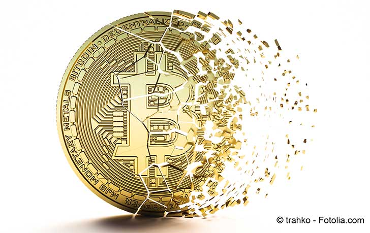 Photo de Le Bitcoin remonte… attention danger