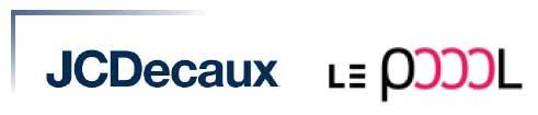 Photo of JCDecaux est partenaire du Poool