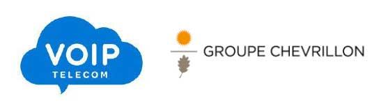 Photo de Groupe Chevrillon devient l'actionnaire de référence de Voip Telecom