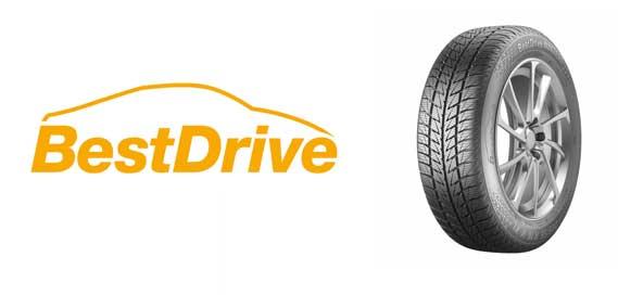 Photo de Le réseau BestDrive lance un pneu hiver sous sa propre marque