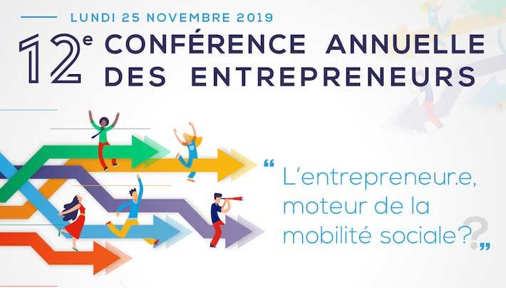 Photo of 12e Conférence Annuelle des Entrepreneurs