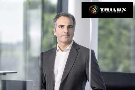 Photo de Guillermo de Peñaranda nommé CEO du groupe TRILUX