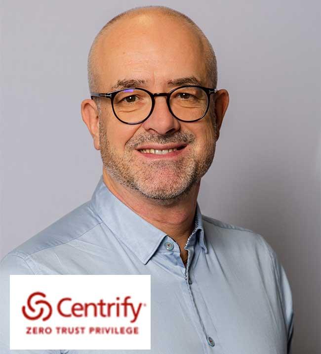 Photo de Centrify nomme un nouveau Directeur des ventes régional
