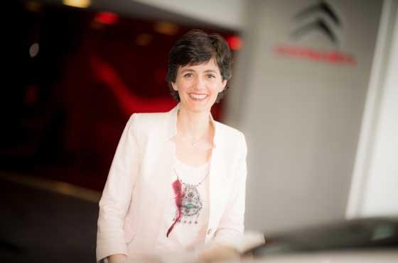 Photo of Laurence Hansen est nommée Directrice du Produit et de la Stratégie Citroën