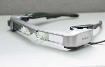 Photo of Les lunettes connectées Epson Moverio sont désormais associées au logiciel TeamViewer Pilot