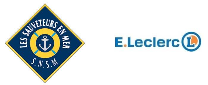 Photo de Les Centres E.Leclerc récoltent 300 000 € au profit des Sauveteurs en Mer