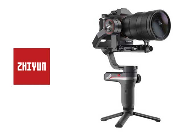 Photo of ZHIYUN présente WEEBILL-S