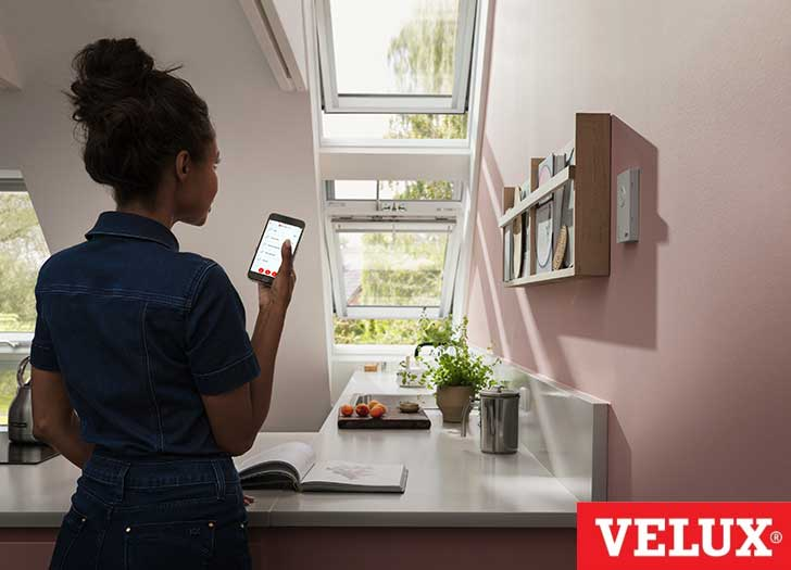 Photo of VELUX ACTIVE with NETATMO est compatible avec l'Assistant Google