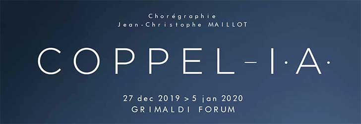 Photo of Coppél-i.A au Grimaldi Forum (Monaco) du 27 décembre 2019 au 5 janvier 2020