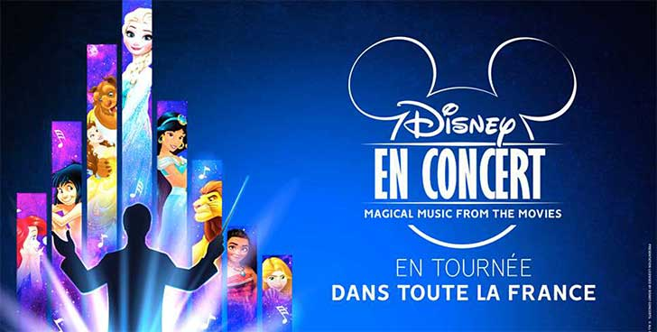 Photo of La magie de Disney en ciné-concerts