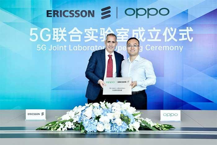 Photo of OPPO et Ericsson lancent un laboratoire commun dédié à la 5G