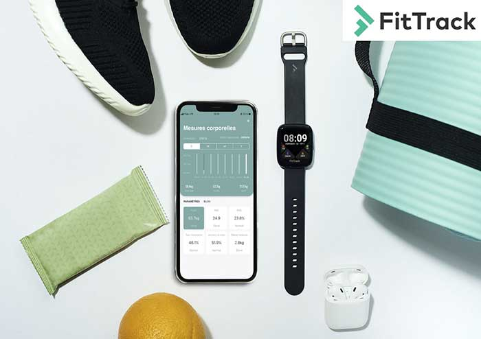 Photo de FitTrack lance « Atria »