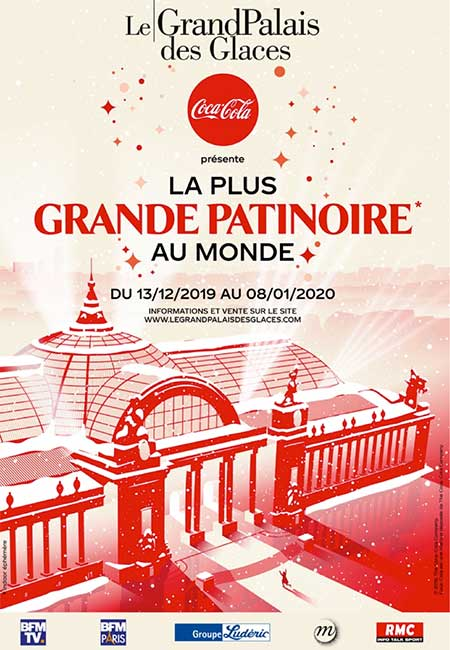 Photo de La plus grande patinoire indoor au monde – 5ème édition
