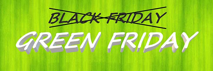 Photo de Du Black Friday au Green Friday