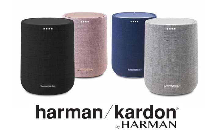 Photo of De nouveaux coloris Dusty Pink et Royal Blue pour la Citation ONE Harman Kardon