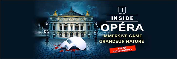 Photo of « INSIDE OPERA » joue les prolongations