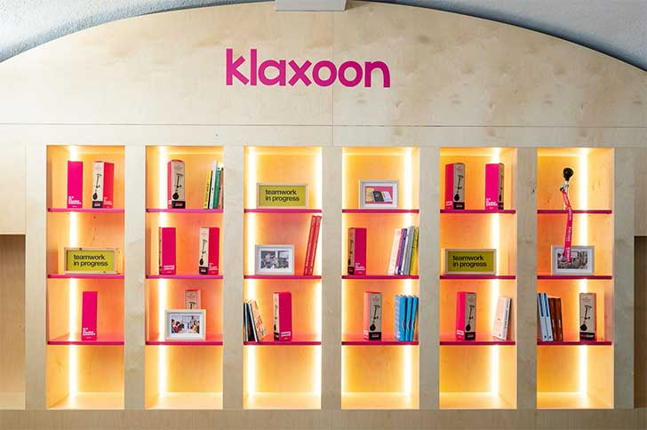 Photo of Klaxoon dévoile le Klaxoon Store 2