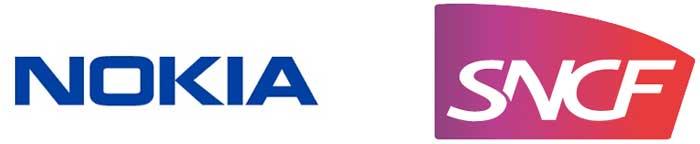 Photo de SNCF annonce la signature d'un partenariat avec Nokia
