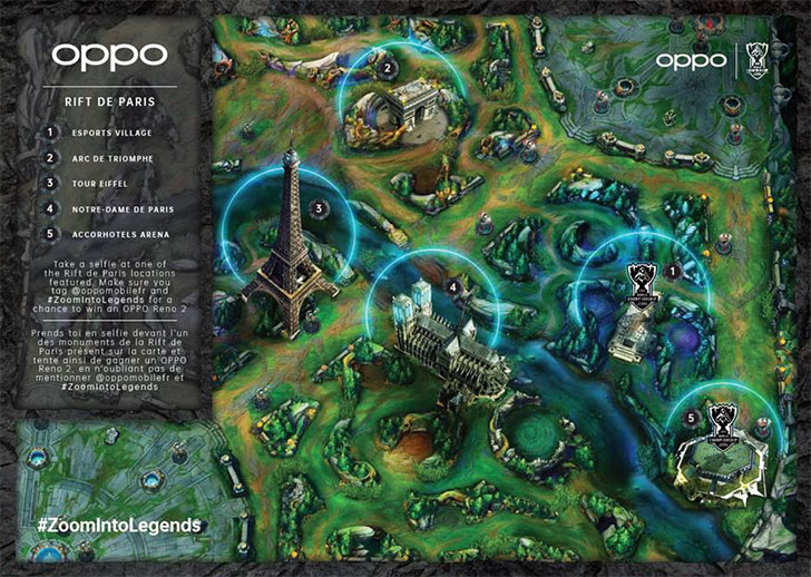 Photo of OPPO dévoile le dispositif dans le cadre de son partenariat avec League of Legends
