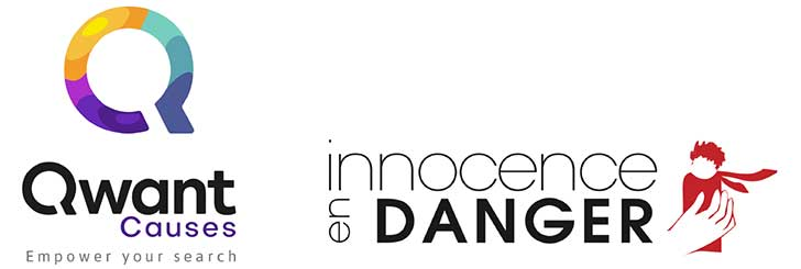 Photo of Innocence en Danger est l'association du mois sur Qwant Causes