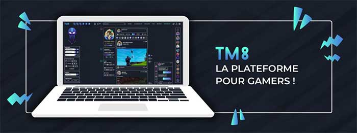 Photo of TM8 lance sa campagne de financement Kickstarter