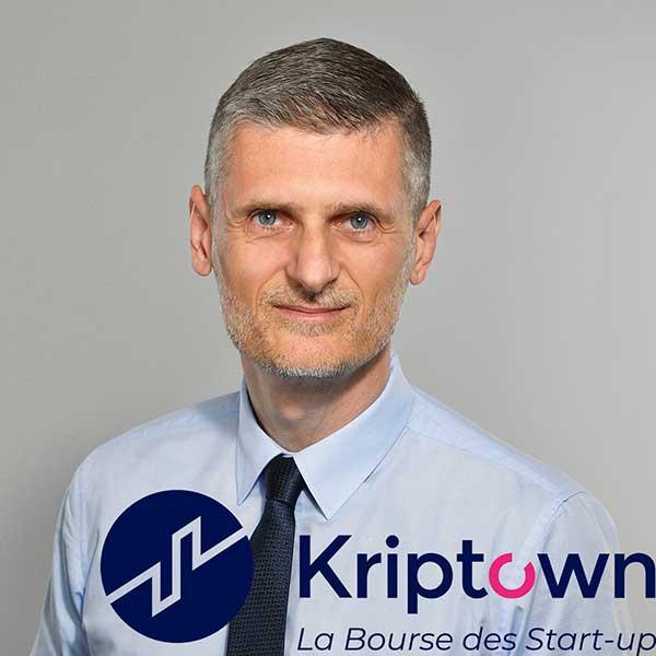 Photo of Fabrice Flet rejoint Kriptown en tant que Directeur Général