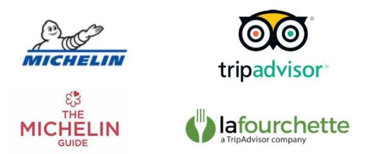 Photo of Le Guide Michelin, TripAdvisor et LaFourchette concluent un partenariat