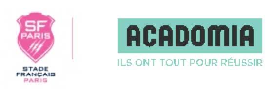 Photo of ACADOMIA devient partenaire officiel du Stade Français
