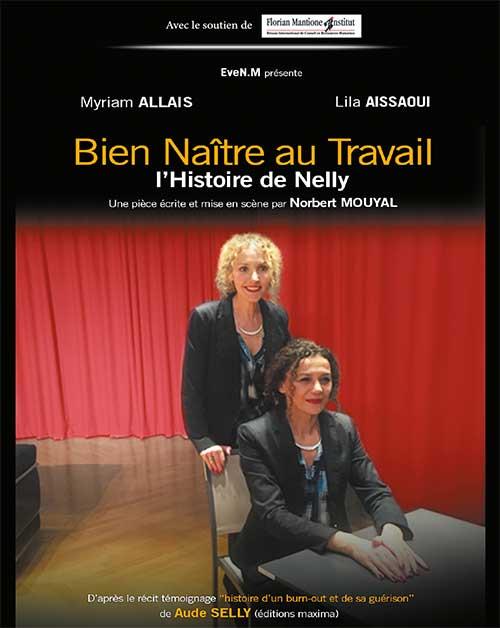 Photo de Bien Naître au Travail, l'Histoire de Nelly de Norbert Mouyal