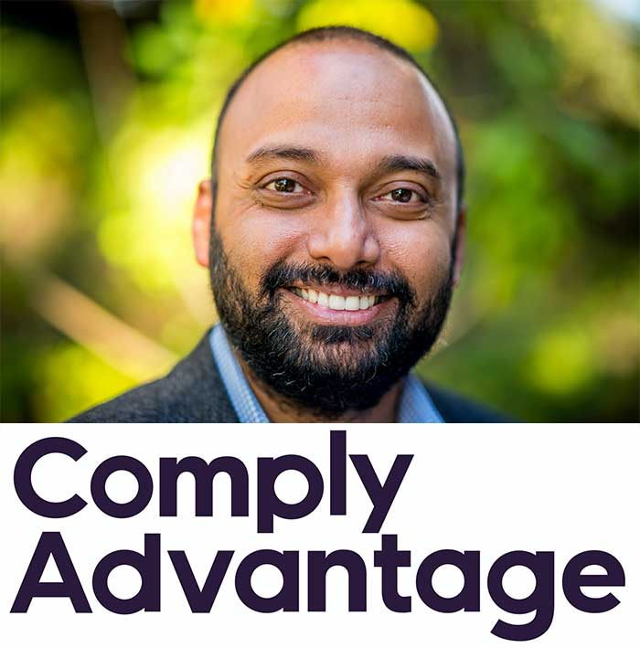 Photo de Vatsa Narasimha rejoint ComplyAdvantage