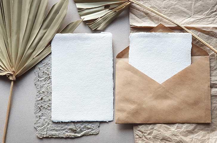 Photo of L'utilisation d'enveloppe est une nécessité