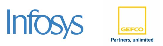 Photo de Infosys s'associe à GEFCO