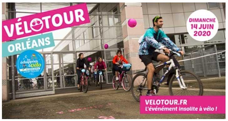 Photo of Orléans Vélotour 2020