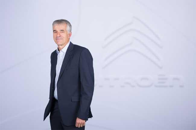 Photo de Vincent Cobée est nommé directeur général de Citroën