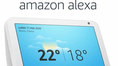 Photo of Amazon lance Echo Show 8 en France