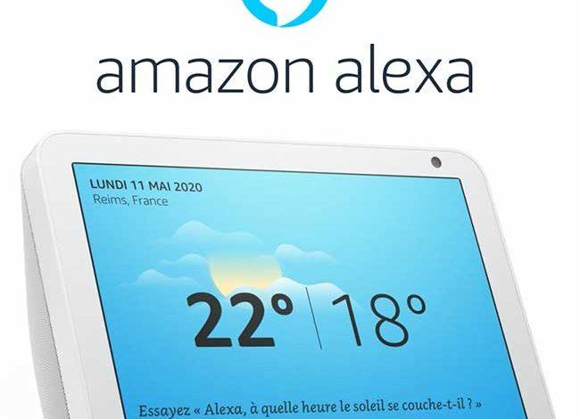 Photo of Amazon lance Echo Show 8 en France