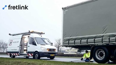 Photo de Fretlink et TIP proposent aux transporteurs une assistance dépannage en Europe