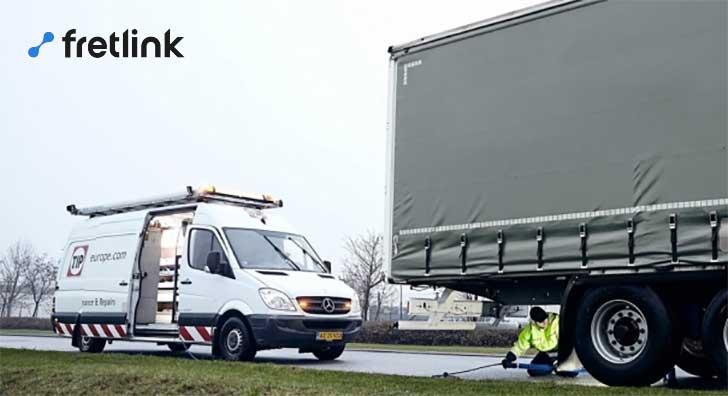 Photo of Fretlink et TIP proposent aux transporteurs une assistance dépannage en Europe