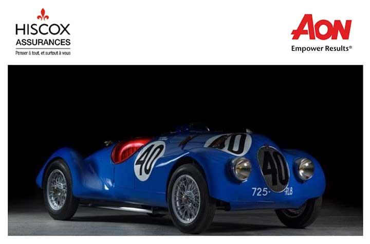 Photo of Hiscox et Aon Classic Car révèlent l'unique exemplaire d'une Gordini 1938