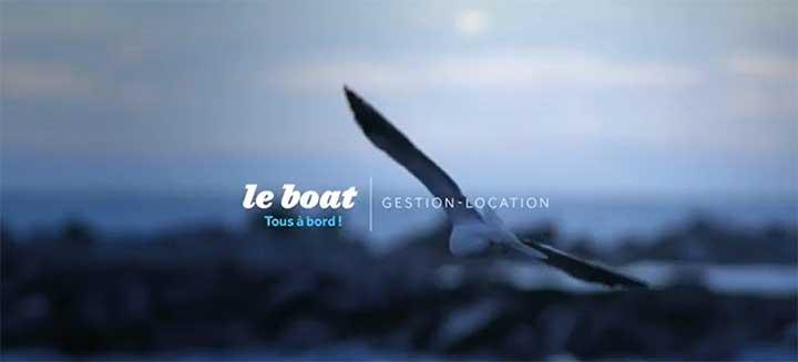 Photo de Le Boat invente le seul bateau qui rapporte de l'argent