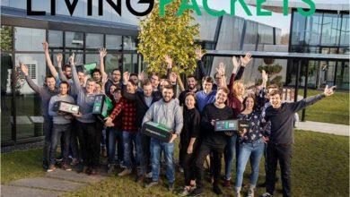 Photo de LivingPackets souhaite recruter 25 salariés en 2020