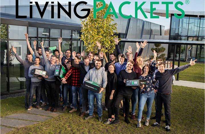 Photo of LivingPackets souhaite recruter 25 salariés en 2020